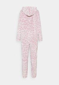 Loungeable - LEOPARD LUXURY - Pyjamas - pink - 7