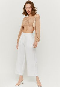 TALLY WEiJL - Trousers - white - 1