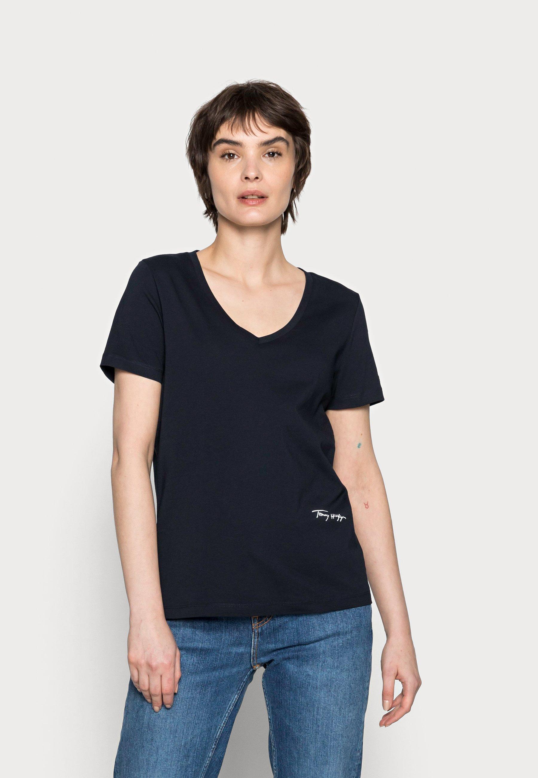 Women REGULAR SCRIPT  TEE - Basic T-shirt