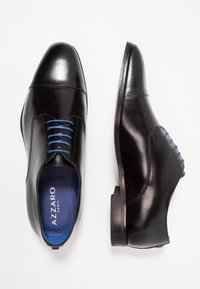 Azzaro - REMAKE - Smart lace-ups - noir - 1