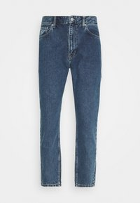 Calvin Klein Jeans - DAD - Jeans Tapered Fit - mid blue - 3