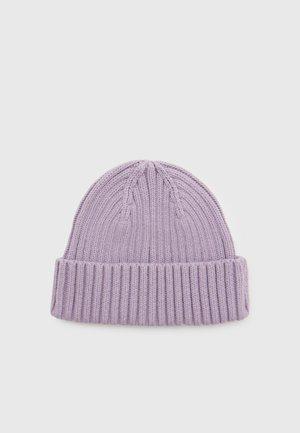 UNISEX - Beanie - purple