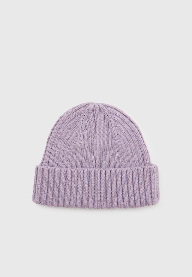ARKET - UNISEX - Beanie - purple