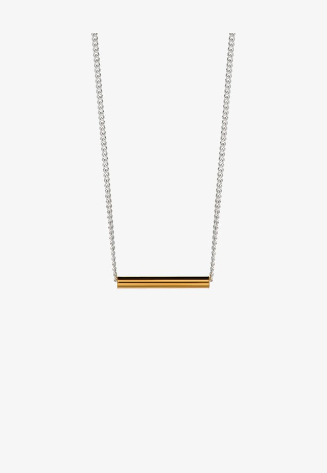 PIPE - Collier - gold