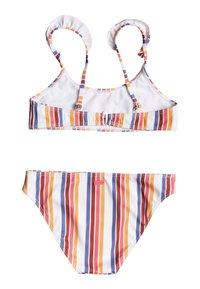 Roxy - SET - Bikini - bright white confi stripe - 1