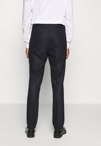 Calvin Klein Tailored - SOFT BLEND STRUCTURE SUIT - Oblek - blue - 5