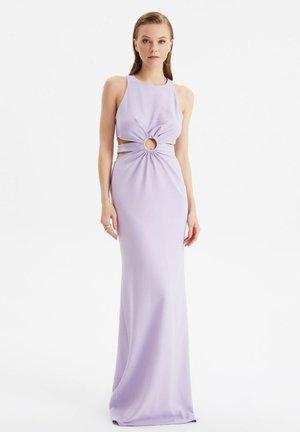 Maxi dress - purple