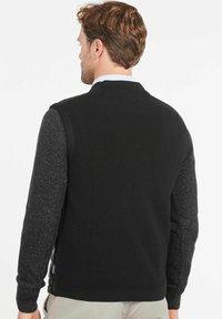 Barbour - Waistcoat - black - 2