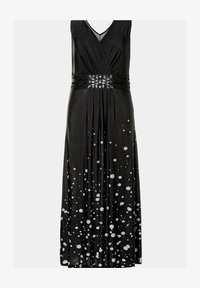 Ulla Popken - Maxi dress - schwarz - 1