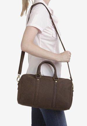 MEDORA - Weekendbag - brown