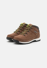 Timberland - EURO SPRINT HIKER - Lace-up ankle boots - medium brown - 1