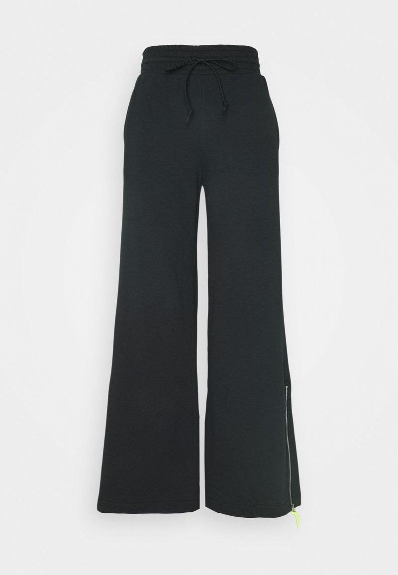 Converse - MOUNTAIN CLUB WIDE LEG PANT - Trousers - white