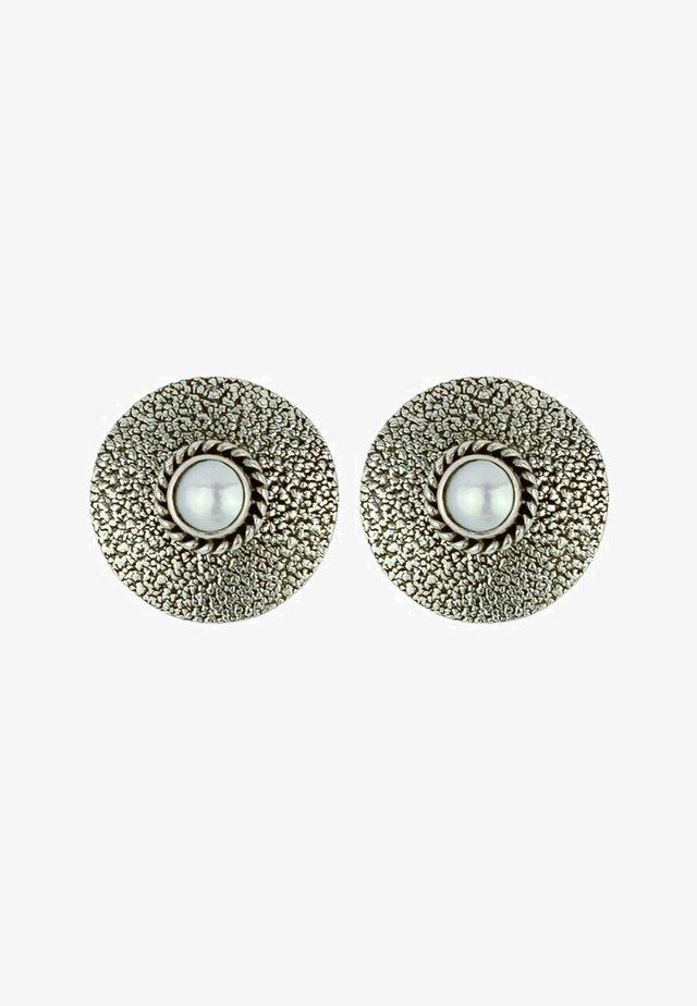 SHIELD  - Örhänge - pearl