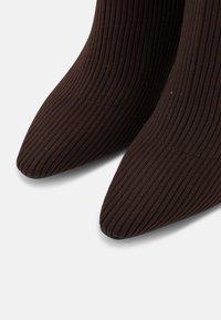 ALDO - LOWEREAST - Stivali alti - dark brown - 5