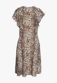InWear - FLORIZZAI SHORT DRESS - Day dress - natural - 1