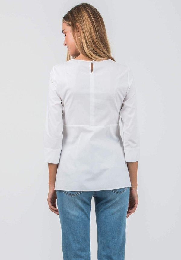 ATTESA MATILDE - Bluzka - white/biały EIAL