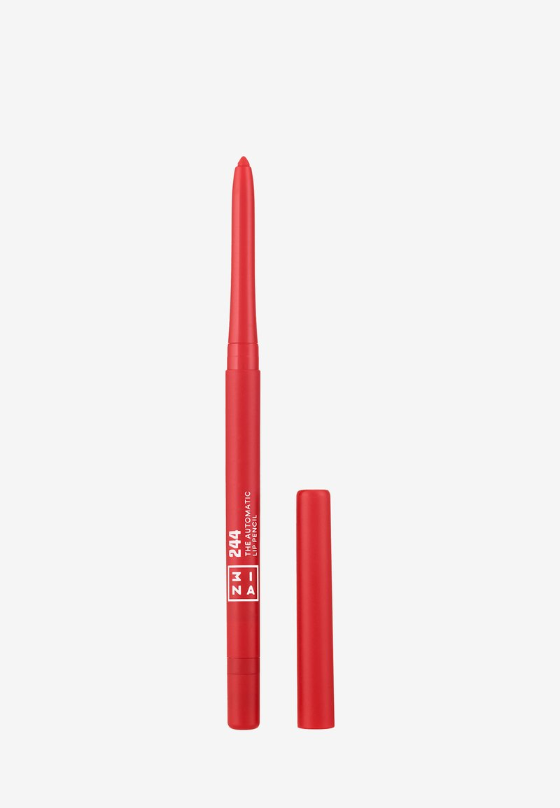 3ina - THE AUTOMATIC LIP PENCIL - Lip liner - 244 red