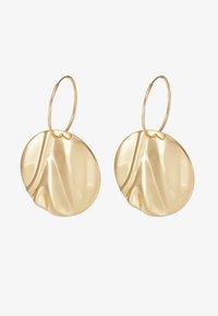 Pilgrim - EARRINGS WATER - Orecchini - gold-coloured - 3