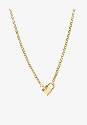 SAFEGUARD - Necklace - gold-coloured