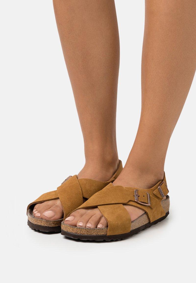 Birkenstock - TULUM  - Sandals - mink