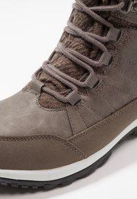 Hi-Tec - RIVA WP - Winter boots - beige - 5