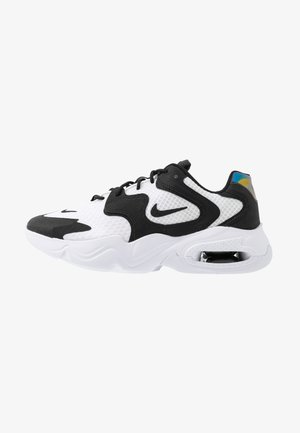 AIR MAX 2X - Sneakers basse - white/black