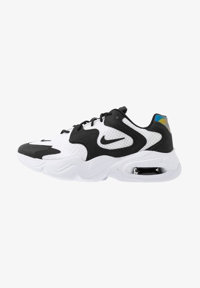 AIR MAX 2X - Zapatillas - white/black