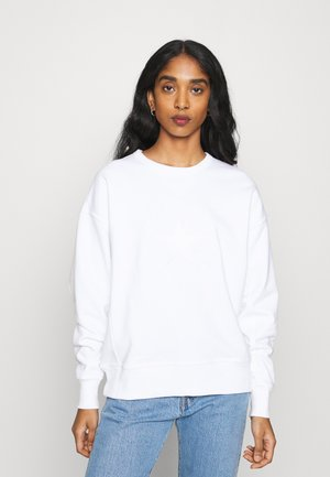 WOMENS CHUCK CREW - Sweatshirt - white
