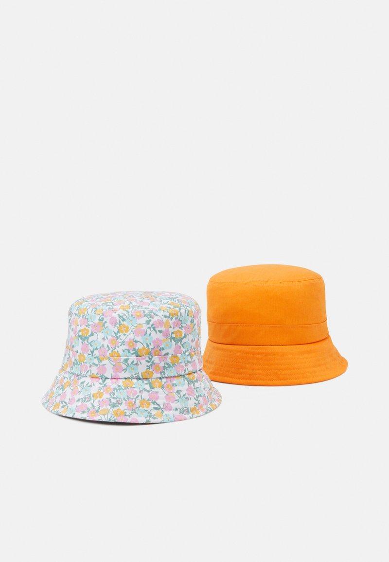 Name it - NKFBIBBI HAT 2 PACK UNISEX - Hat - cantaloupe