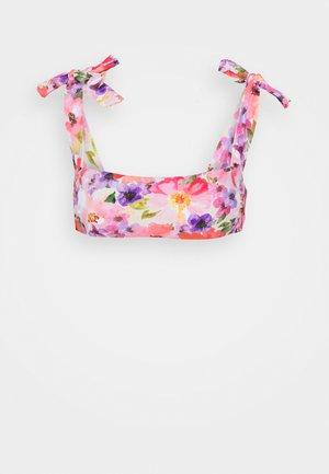 Bikini top - multicoloured