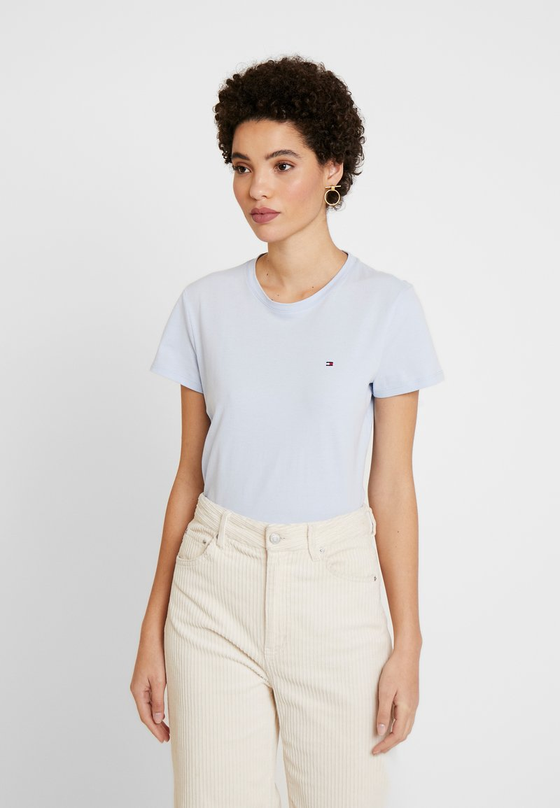 Tommy Hilfiger - T-shirts - breezy blue