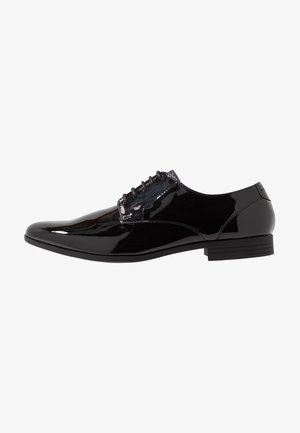 FERRIS DERBY - Smart lace-ups - black