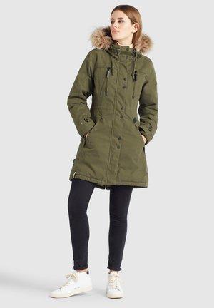 ROANA - Winter coat - oliv