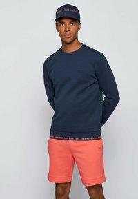 BOSS - SALBO - Sweatshirt - dark blue - 0