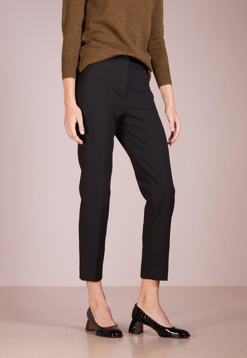 J.CREW - CAMERON  - Trousers - black