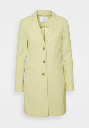 HALINI SPECIAL - Classic coat - green leaf