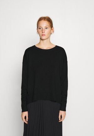 SRLEA O-NECK - Jumper - black