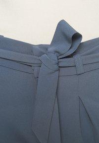 ONLY - ONLFRESH PAPERBAG PANT  - Kalhoty - bering sea - 4