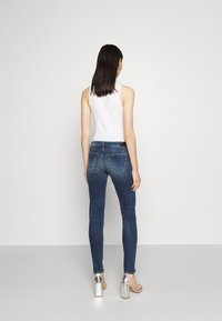 Diesel - D-JEVEL - Jeans Skinny Fit - medium blue - 2