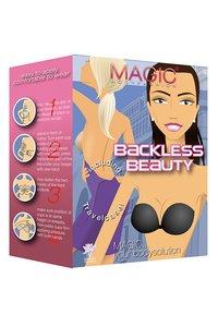 MAGIC Bodyfashion - BACKLESS BEAUTY - Reggiseno con spalline regolabili - black - 3