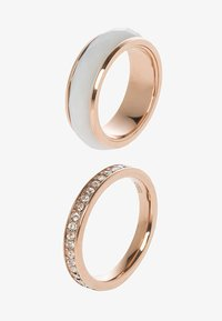Fossil - CLASSICS - Ring - rosegold-coloured - 1