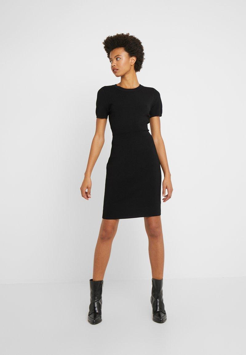 MICHAEL Michael Kors - Pouzdrové šaty - black