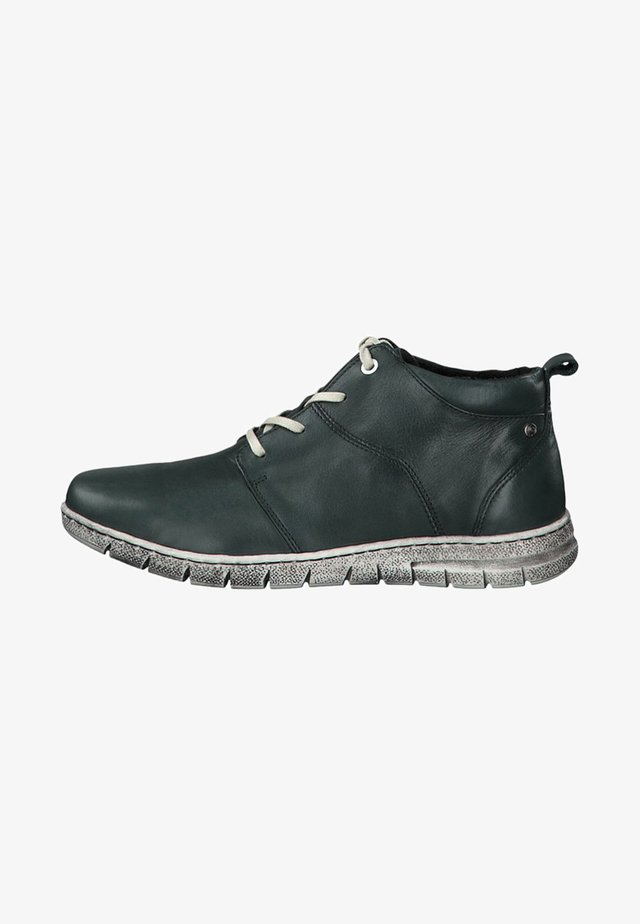 BE NATURAL - Chaussures à lacets - green