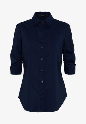 BENITA ESSENTIAL BLOUSE - Button-down blouse - navy