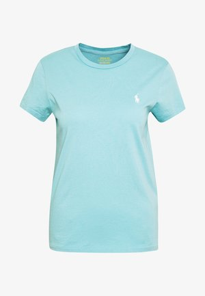 Basic T-shirt - deep seafoam