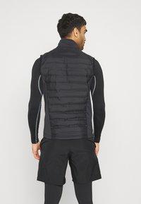 Endurance - MIDAN HOT FUSED HYBRID VEST - Vest - black - 2