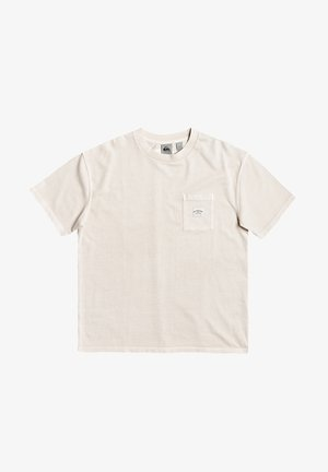 Basic T-shirt - parchment