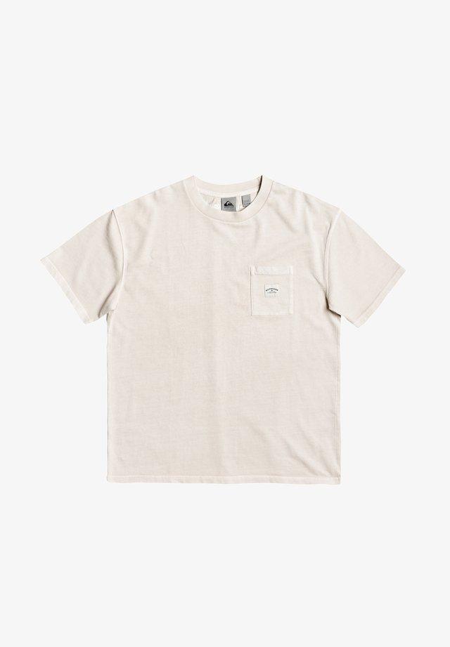 Basic T-shirt - parchment
