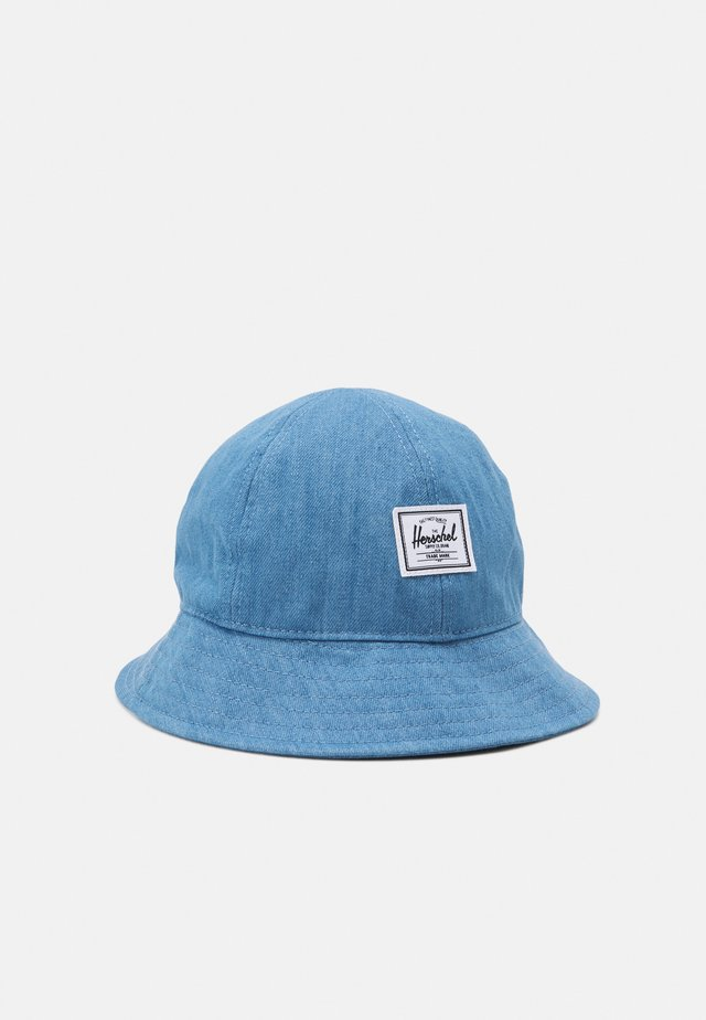 HENDERSON UNISEX - Cappello - light wash denim