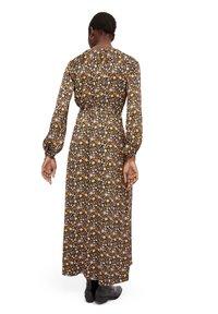 Scotch & Soda - PRINTED WRAPOVER DRESS - Maxi šaty - combo - 2